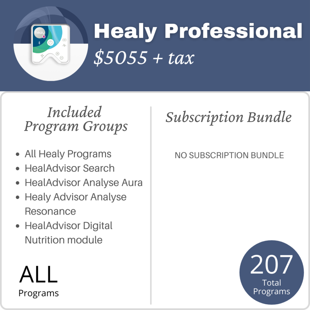 healy-professional-pricing